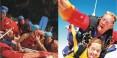 Thrills & Spills Combo - Skydive & Barron Raft