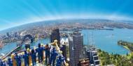 Sydney Tower Skywalk image 5