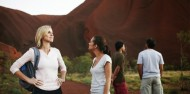 Uluru Sunrise & Guided Base Walk image 4
