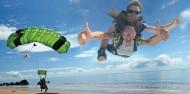 Triple Challenge Combo - Bungy Skydive & Barron Raft image 9