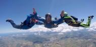 Triple Challenge Combo - Bungy Skydive & Barron Raft image 7