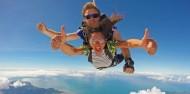 Triple Challenge Combo - Bungy Skydive & Barron Raft image 4