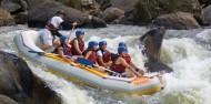 Frantic Combo - Bungy & Barron Raft image 4