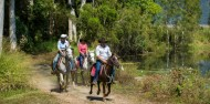 Horse Riding & Barron Rafting Combo image 2