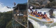 Frantic Combo - Bungy & Barron Raft image 1