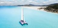 Whitehaven Beach Sailing - Cruise Whitsundays image 1