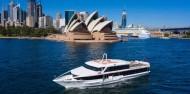 Sydney Champagne Cruise - Captain Cook Cruises image 3