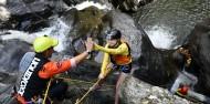 Canyoning -  Crystal Cascades Canyon image 2