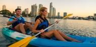 Kayaking - Dolphin & Stradbroke Island Tour image 8