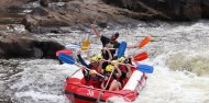 Thrills & Spills Combo - Skydive & Barron Raft image 3