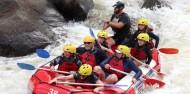 Thrills & Spills Combo - Skydive & Barron Raft image 9