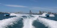 Tandem Parasailing & Jet Boat Combo image 3