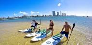 Paradise SUP Tour - Go Vertical SUP image 5