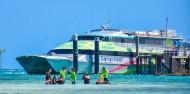Green Island Full Day Reef Cruise - Big Cat image 4