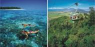 Green Island Combo - Reef & Skyrail image 1