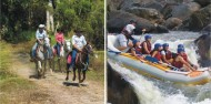 Horse Riding & Barron Rafting Combo image 1