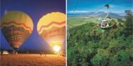 Ballooning & Kuranda Skyrail Combo image 1