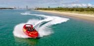 Jetboat Extreme & Surf Lesson Combo image 6