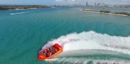 Jetboat Extreme & Surf Lesson Combo image 8