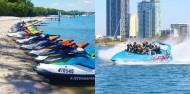 Tandem Jet Boat & Jet Ski Combo image 1