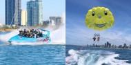 Tandem Parasailing & Jet Boat Combo image 1