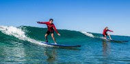 Jetboat Extreme & Surf Lesson Combo image 3