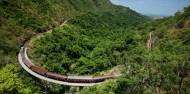 Kuranda Railway, Skyrail & Hartley's Crocodile Adventures image 2