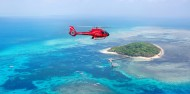Helicopter Flight - Reef & Rainforest Scenic Heli Flight image 3