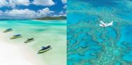 Fly & Raft - Whitsunday Flight & Ocean Rafting Combo image 1