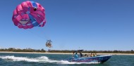 Tandem Parasail with Jet Boat & Jet Ski Combo image 5