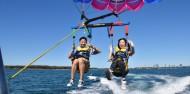Tandem Parasailing & Jet Ski Combo image 2
