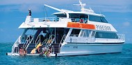 Reef Boat Day Trip - Port Douglas - Poseidon image 1
