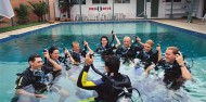 Learn to Dive Course - 4 Days - Pro Dive/Tusa Dive image 1