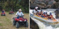 Quad Biking & Barron Rafting Combo image 1