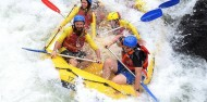 Tully Rafting & Bungy Combo image 4