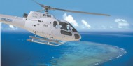 Helicopter Flight - Reef & Rainforest Scenic - Heli Charters image 1