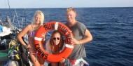 Reef Boat Overnight  - Rum Runner image 4