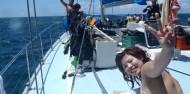 Reef Boat Overnight  - Rum Runner image 2