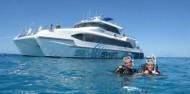 Reef Boat Day Trip - Silverswift image 1