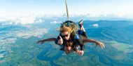 Super Thrills & Spills Combo - Skydive & Tully Raft image 5