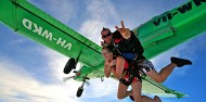 Super Triple Challenge Combo - Bungy Skydive & Tully Raft image 3