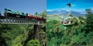 Skyrail & Kuranda Railway Combo image 1