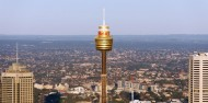 Sydney Tower Observation Deck image 3