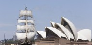 Sydney Harbour Tall Ship Lunch Cruise image 5
