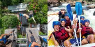 Tully Rafting & Bungy Combo image 1