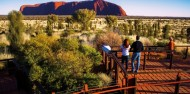 Uluru Sunrise & Guided Base Walk image 2