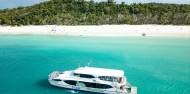 Whitehaven Beach Half Day - Cruise Whitsundays image 1