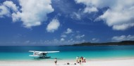 Scenic Flight & Beach - Whitehaven Experience - Air Whitsunday image 1
