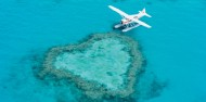Scenic Flight - Reef and Whitehaven Scenic - Air Whitsunday image 1