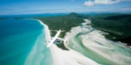 Scenic Flight & Beach - Whitehaven Experience - Air Whitsunday image 2